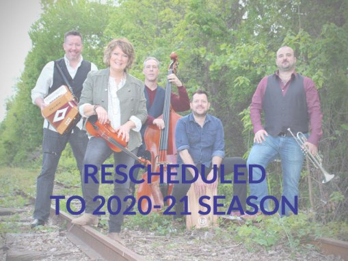 Eileen Ivers – Rescheduled to 2020-21