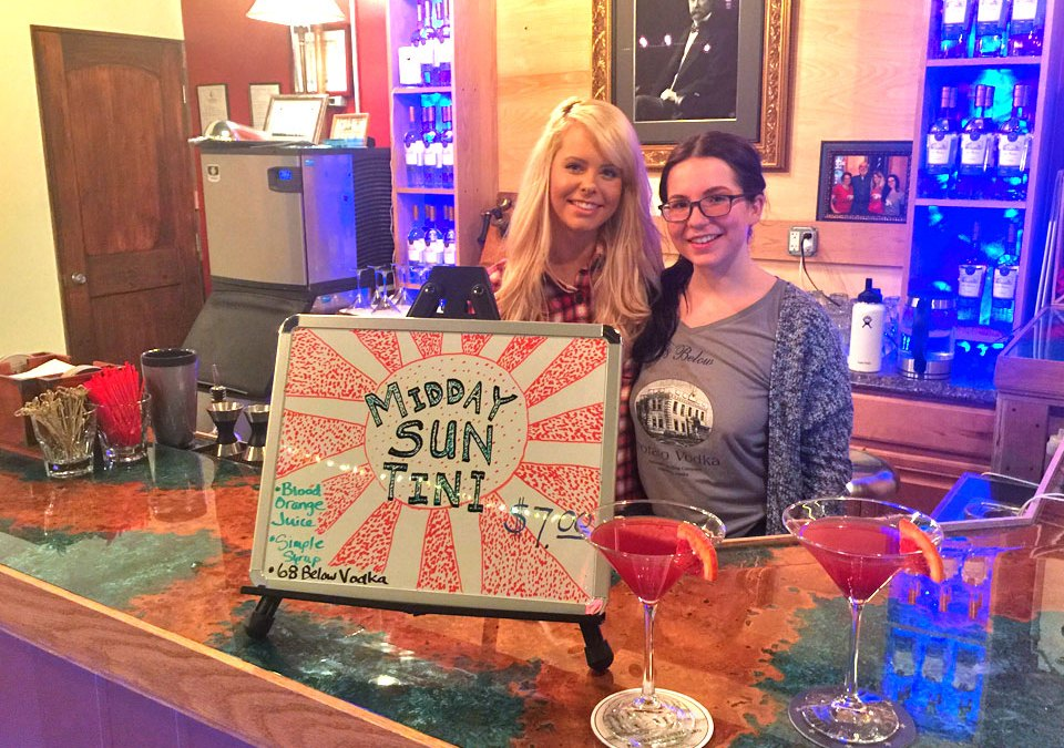 Midday Sun Tini – Fairbanks Distilling Special