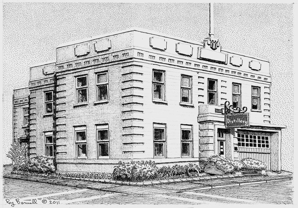 Fairbanks Historic Old City Hall