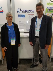 Fairbanks Pharmaceuticals at BIO 2019 Innovation Zone