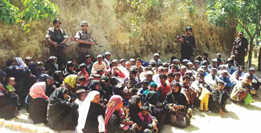 bangladesh myanmar relationship