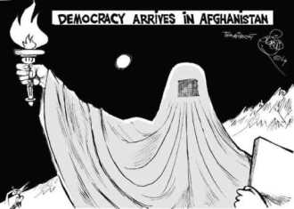 Reviewing Rani Mullen's Democracy Building At The Precipice In Afghanistan