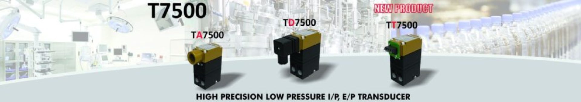 Low Pressure Transducer