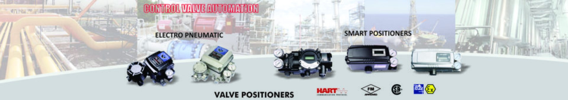 Valve Positioner (YTC), YT-3300 and YT-3400