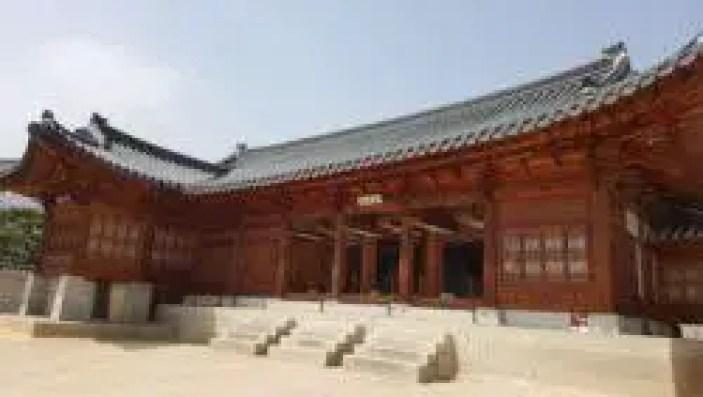 Gyeongbokgung Palace, South Korea