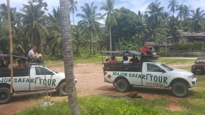 Day tour Samui Style