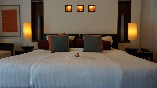 Comfort of a bed make hotels popular.