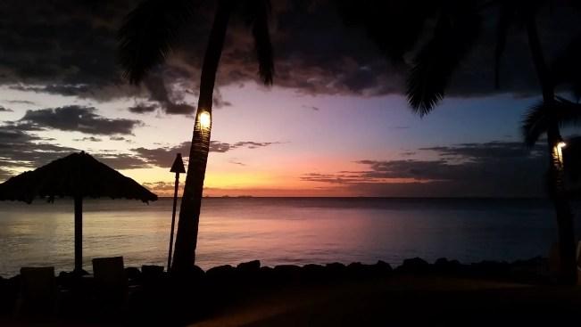 Escape winter with a Fiji Sunset at Radisson Blu