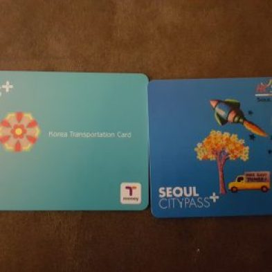 The smart subway cards to get you onto the trains.