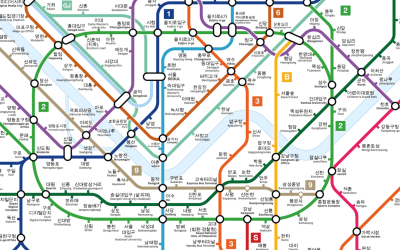 How to Conquer the Seoul Subway System