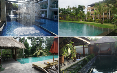 Beach or Rice Fields – 4 Great Places to stay in Bali