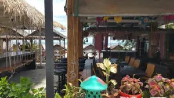 Thai bar