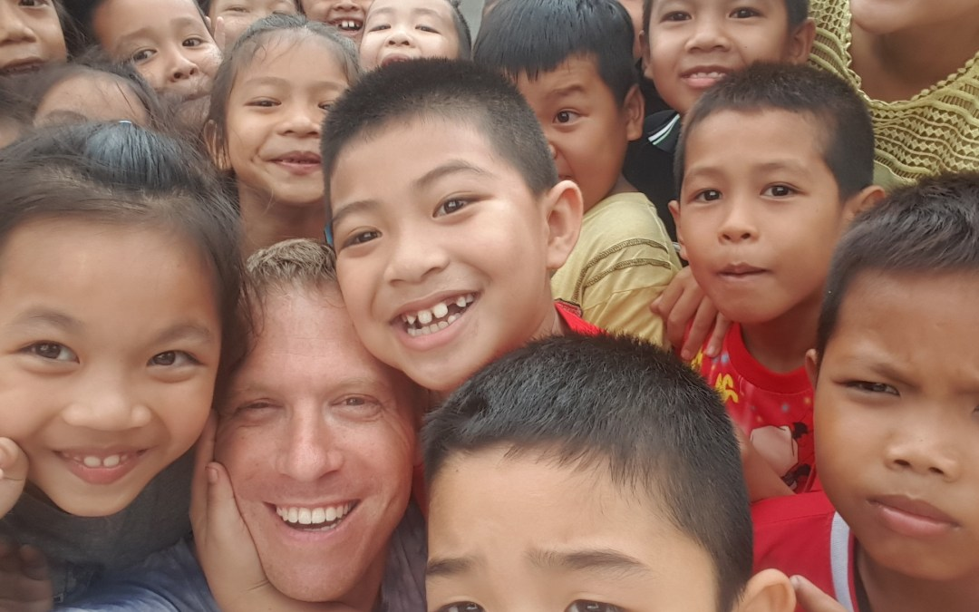An Epic Journey of a Volunteer in Laos