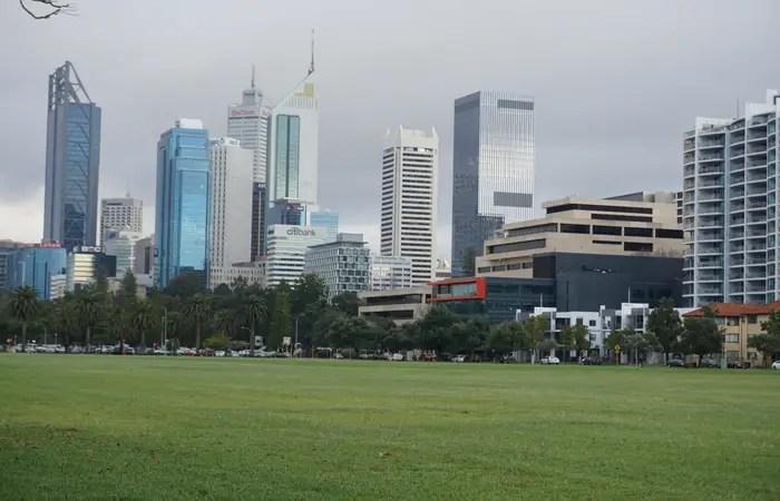 Lang Park Perth Western Australia