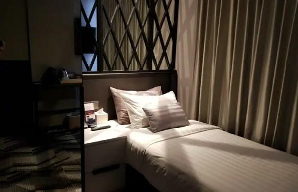 Nuve Urbane Hotel.