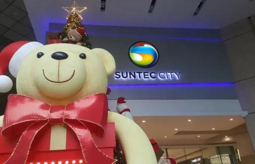Suntec City - Singaore