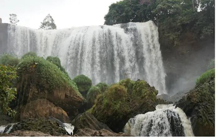 Elephant Waterfalls - Da Lat