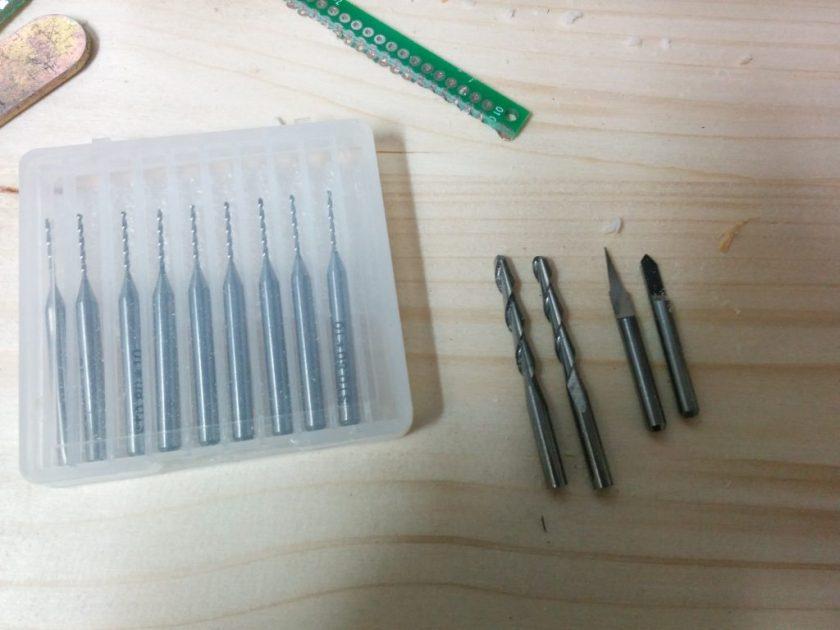 Fraises et outils pour CNC