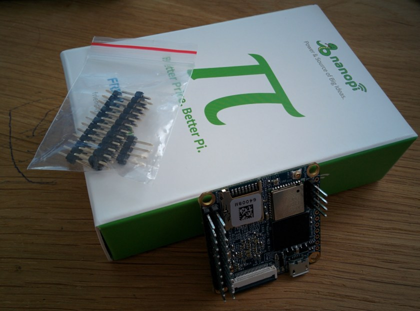 package nanopi neo air