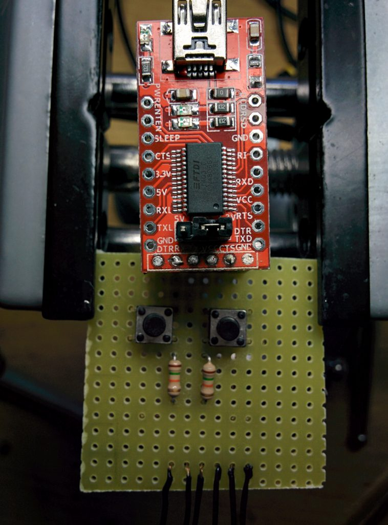 Carte programmation xiaomi USB FTDI