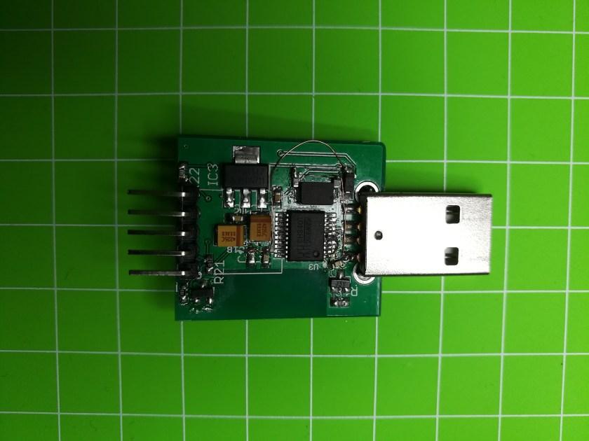 module wifi zigate