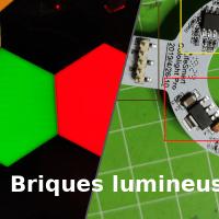 Briques lumineuses DIY - Partie 2 - Hack