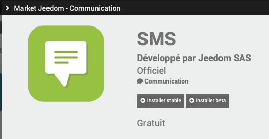 jeedom_market_sms