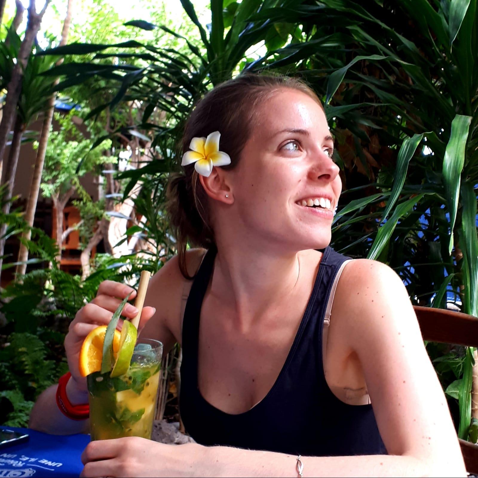 Photo de profil Mélanie
