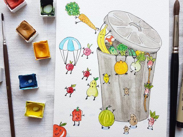 Comment lutter contre le gaspillage alimentaire