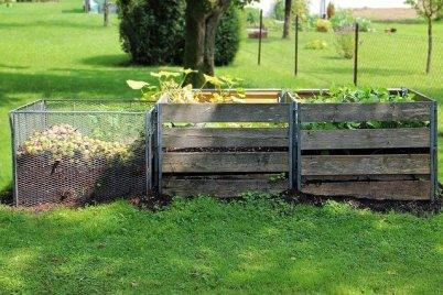 compost biodégradable