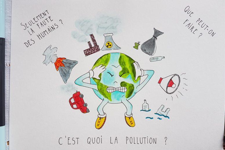 C'est quoi la pollution