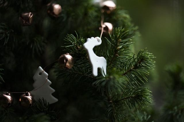 Suspension de Noël fait maison