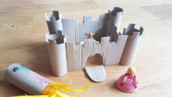 Château rouleaux papier toilette