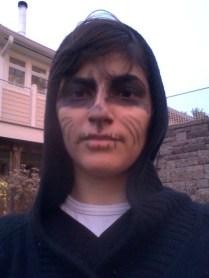 undead raccoon