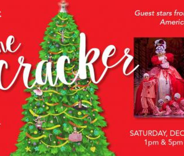 Connecticut Ballet Presents The Nutcracker At The Palace
