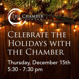 New Canaan Chamber's Holiday celebration