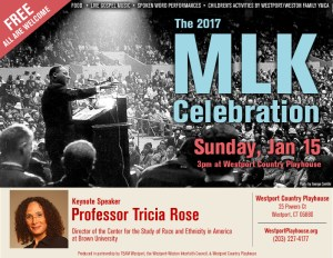 Annual Martin Luther King Day Celebration at Westport Country Playhouse