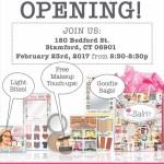 theBalm Cosmetics Stamford Grand Opening