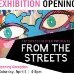 From the Streets Opening Reception at ArtsWestchester Gallery