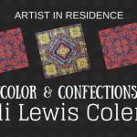 Artist in Residence — Heidi Lewis Coleman at The Fez