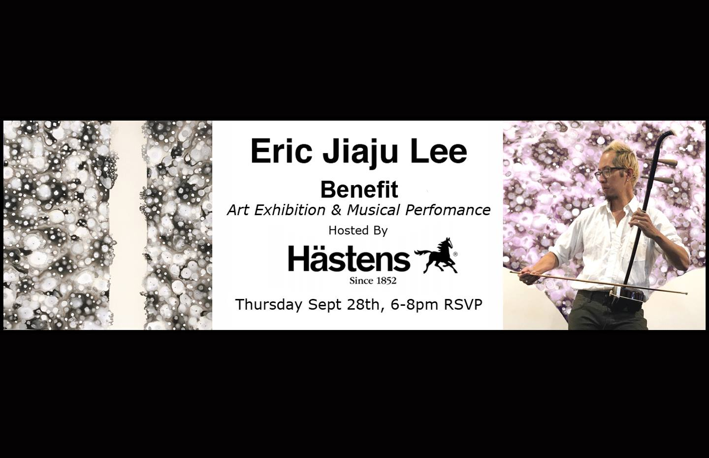Eric Jiaju Lee Benefit Event at Hästens of Greenwich