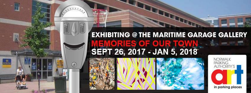 """Memories of Our Town"" at Maritime Garage Gallery"