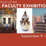 Opening Reception: School of Art Annual Faculty Exhibition at Silvermine Arts Center