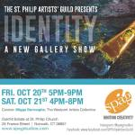 Identity: A New Gallery Show at St. Philip Artist's Guild