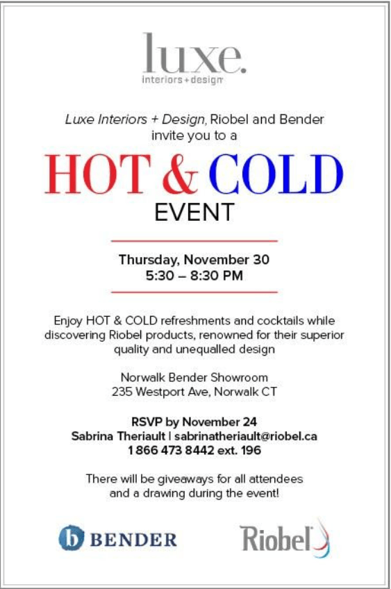 HOT & COLD Party at BENDER