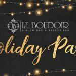 Two Year Anniversary Celebration at Le Boudoir Darien