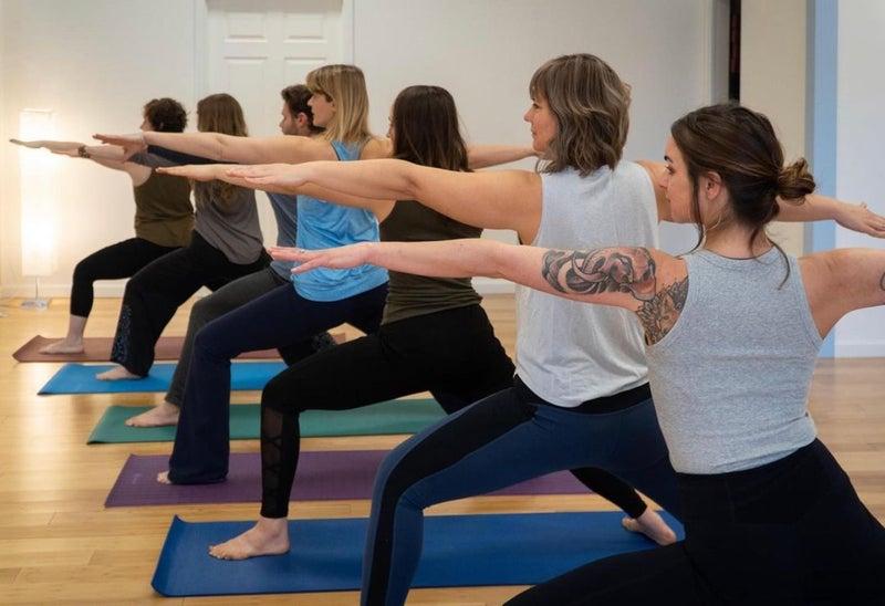 Yoga Fairfield Iowa