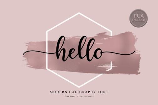 Hello-by-Graphix-Line-Studio