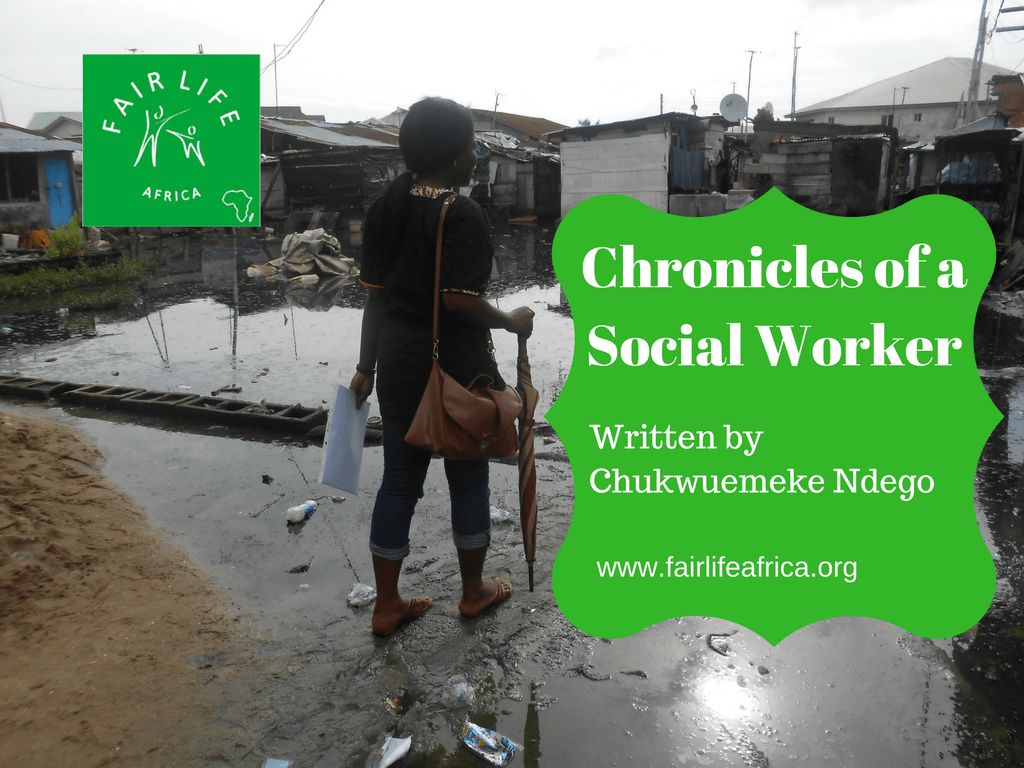 Chronicles of a Social Worker – Fighting Poverty Through Education