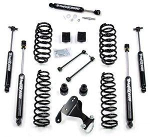 teraflex 2.5 lift kit with shocks